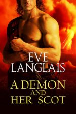 A Demon and Her Scot by Eve Langlais