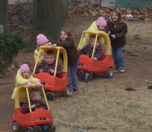 Caravan of Fun