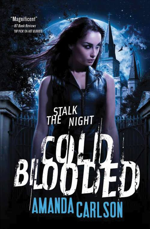 Cold Blooded Cover