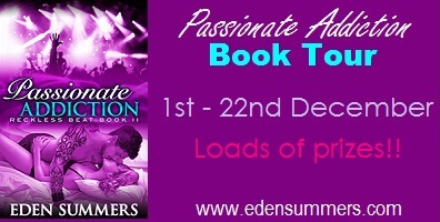 Passionate Addiction Book Tour