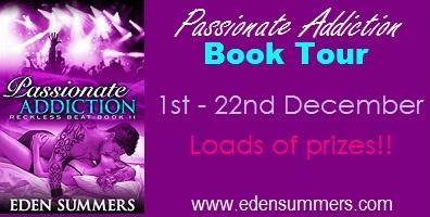 Passionate Addiction Book Tour